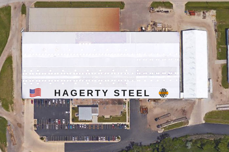 Hagerty Steel – Peoria, IL